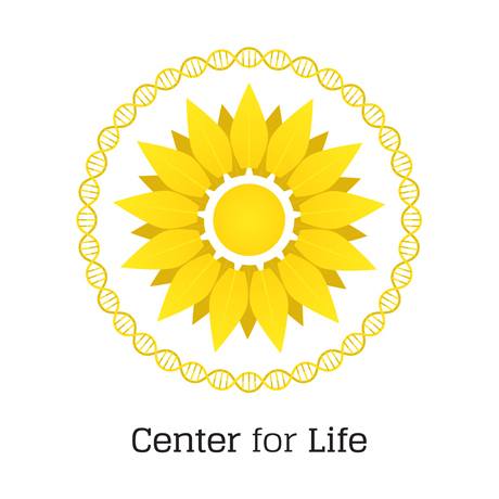 Center for Life logo